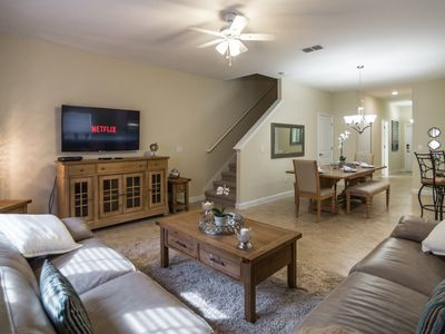 Photo for Wow $165/nt May Special, Book Now,  Lovely Home In Storey Lake Resort; Only Minutes to Disney!