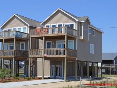 Photo for 4 BR Duplex on 2nd Row Offers Magnificent Ocean Views, Elevator & Much More! - Sunchaser