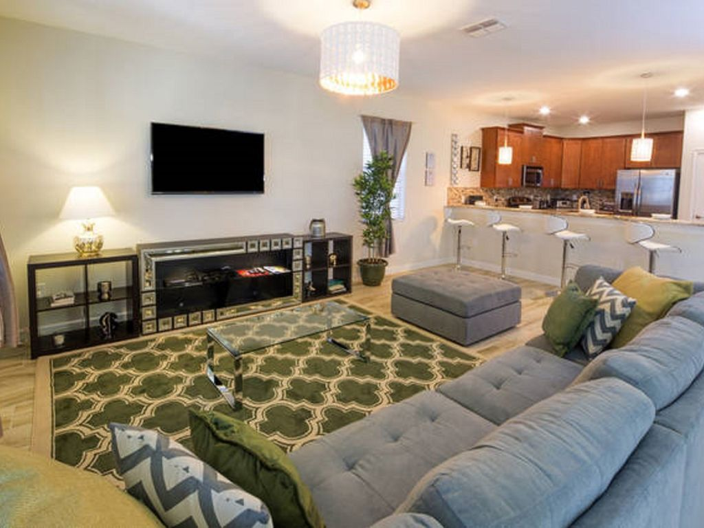 Beautiful 8 Bed Gated Pool Home At Champion Vrbo