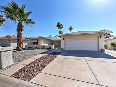 Photo for Sun Lakes House w/Patio on Cottonwood Golf Course!