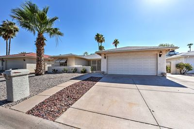 Spend your next Arizona getaway at this spacious vacation rental in Suns Lake!