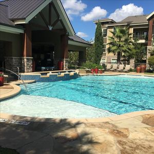 Photo for Pool View 1 Bedroom / 1 Bath Condo in The Woodlands