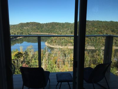 Photo for Newly Renovated! Breathtaking Mountain/Water Views! Pool. Trails. Near Casino!