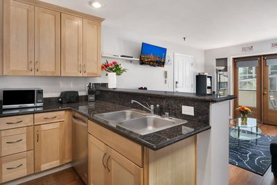 The kitchen was fully renovated in fall 2015.