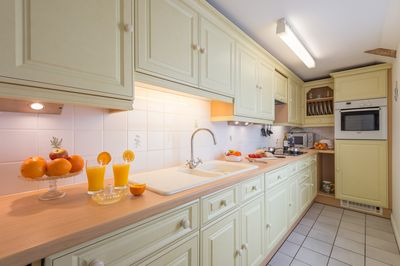 Wonderful gallery kitchen