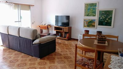 Photo for Spacious apartment 5 minutes from the beach