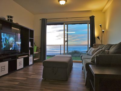 Photo for 'Six on the Beach' - Modern Beachfront Condo with Pool, Sauna & Beach Access!