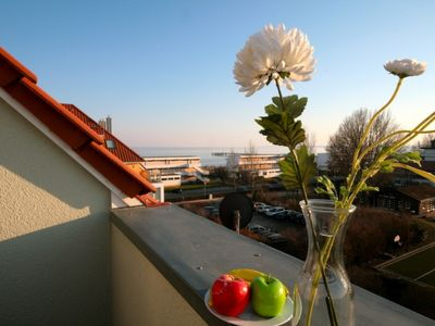 Photo for Close to the beach, beautiful apartment overlooking the Baltic Sea !!