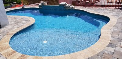 Photo for PRIVATE POOL! Summer Specials! BYO Boat! Salt Water Home with Boat Ramp & Lift