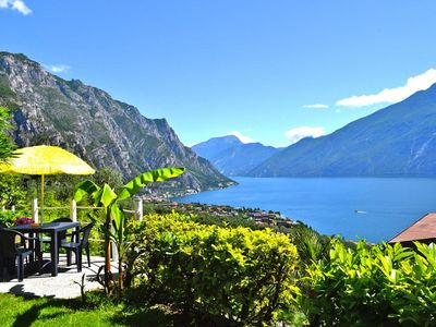 Photo for Apartments home Carlotta, Limone  in Westlicher Gardasee - 2 persons, 1 bedroom
