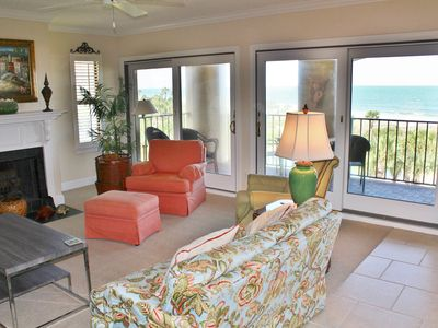 Photo for Beautiful 3 bed/3 bath Turtle Dunes condo - Great views!