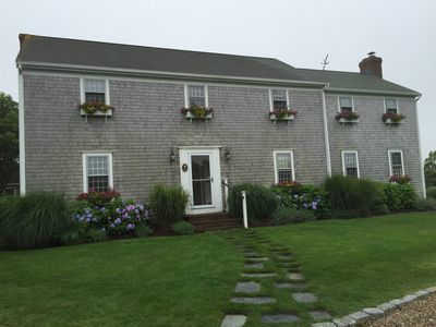 Photo for Perfect family getaway on Nantucket