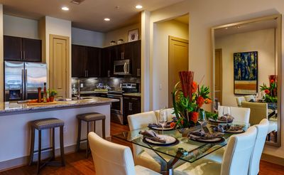 Dining and Kitchen