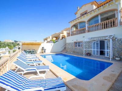 Photo for Casas de Torrat Holiday Home, Sleeps 10 with Pool, Air Con and WiFi