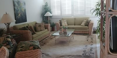 Photo for Our Tommy Bahama Inspired Elegant Escape -Newly remodeled