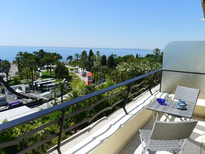 Photo for 110 m² - Terrace -Air conditioning  - Internet WiFi
