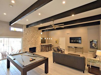 Photo for NV1101 · 1 block from LV blvd, Private Pool, Spa, Game Room