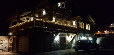 Photo for For rent charming chalet with jacuzzi, sona and terrace,