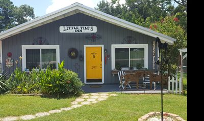 """Little Tim's Inn"" Family and Pet Friendly a place named full of spirit and fun!"