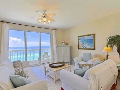 Photo for Celadon Beach 1103 - Gulf Front! Heated Community Pool! Fitness Room! Book Today