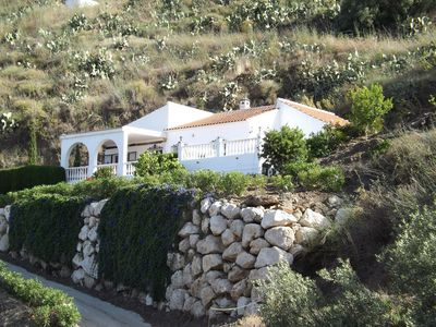 Photo for Elegant villa, secluded location, stunning views & accessible to coast