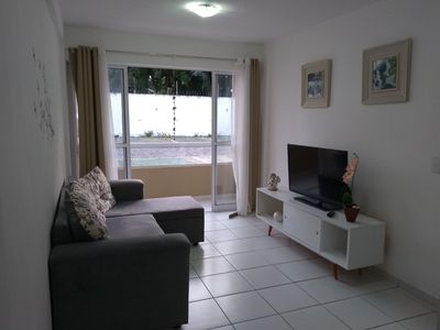 Photo for Cozy and furnished apartment in Ponta Negra