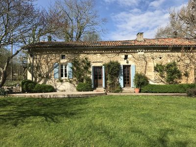 Photo for Country house in the Perigord, with pool and garden for getting away from it all