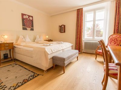 Photo for Double Room Type A B & B LA - Hotel LERCHENHOF CASTLE ****
