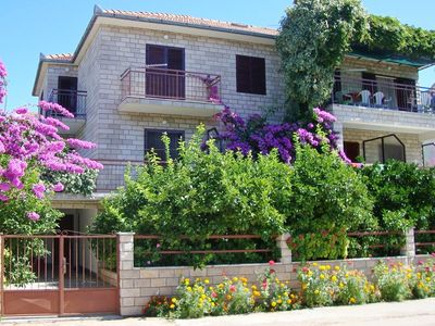 Photo for Apartments Marija, (15582), Stari Grad, island of Hvar, Croatia