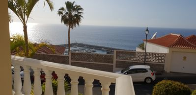 Photo for sea and harbour view 1 bedroom apartment with disability access