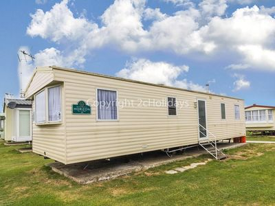 Photo for 8 berth caravan for hire at St Osyths holiday park in Essex ref 28026FI