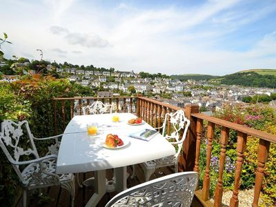 Photo for Spacious, bright holiday home with a superb view of the hilly surroundings