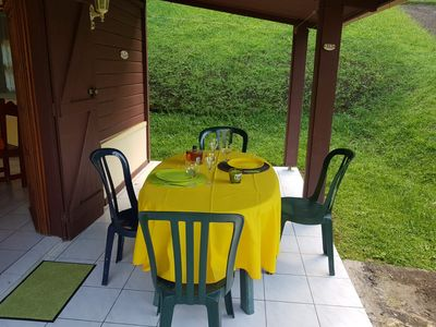 Photo for 2BR Bungalow Vacation Rental in Saint-Pierre