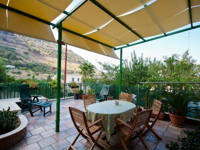 Photo for Holiday apartment Castellammare del Golfo for 4 - 6 persons with 3 bedrooms - Holiday apartment