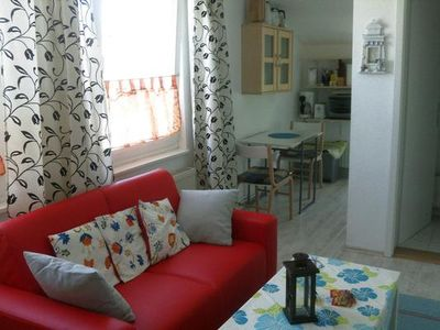 Photo for Apartment Lohme for 2 persons with 1 bedroom - Apartment