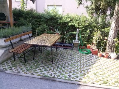 Photo for Holiday apartments with garden (number 2)