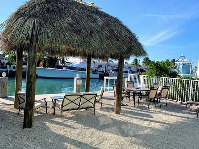 Photo for Post Hurricane Irma Renovated 3/2 Duplex Waterfront with Cabana Club Included