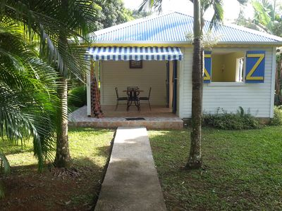 Photo for 1BR Cottage Vacation Rental in st rose