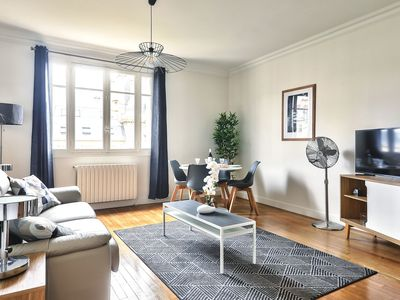 Photo for Spacious and bright apartment in Levallois
