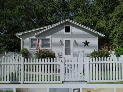 Photo for Charming / Affordable / Gut Renovated / Fully Fenced in Yard / DOG FRIENDLY