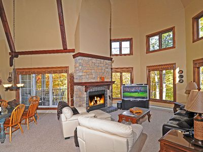 Photo for 3BR Condo Vacation Rental in Mont-Tremblant