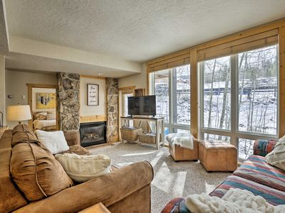 Photo for NEW! Ski-in/Ski Out Granby Ranch Condo w/Comm Pool