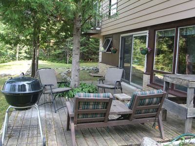 Two bedroom summerhome northeast of Ely with private dock and views of the BWCA