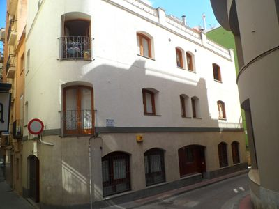 Photo for Apartments located in the heart of Blanes, Costa Brava just 50 m from the beach