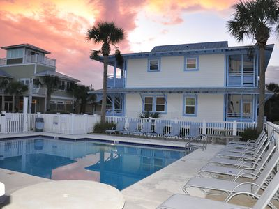 Photo for NEW LISTING DISCOUNTED RATES in Grayton Beach 2bdrm; 2.5 ba
