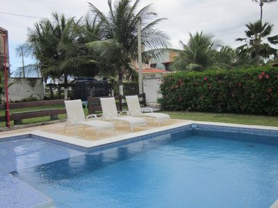 Photo for Excellent house in cupe with pool and barbecue