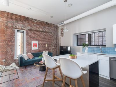 Photo for Charming 2BR in Downtown Crossing by Sonder
