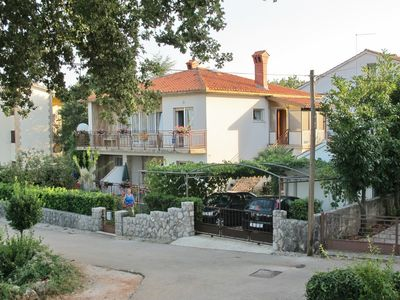 Photo for Apartments Katica, (14232), Malinska, island of Krk, Croatia