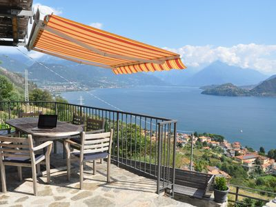 Photo for » Beautifully restored   » with panoramic lake views and private garden   » 80sq. meters spread over four floors and every centimeter lovingly restored