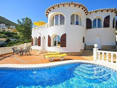 Photo for family friendly house with 2 floors, free Wifi, panoramish distant view